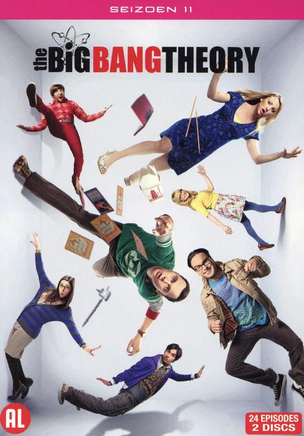 The big bang theory. Seizoen 11