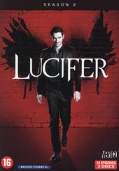 Lucifer. Season 2
