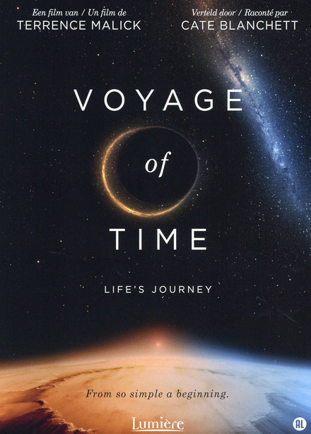 Voyage of time : life's journey