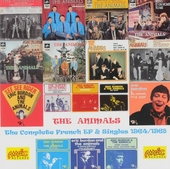 The complete French EP & singles 1964/1968