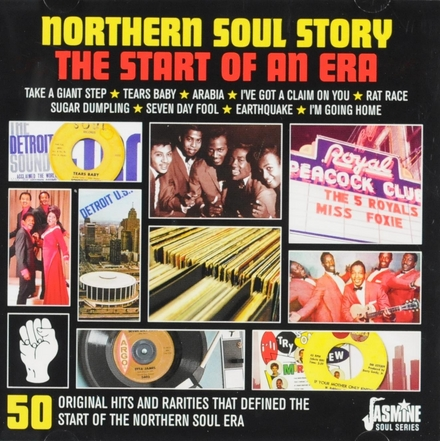 Northern soul story : the start of an era