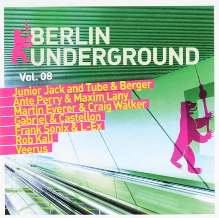 Berlin underground. vol.8