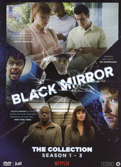 Black mirror. Season 1-3