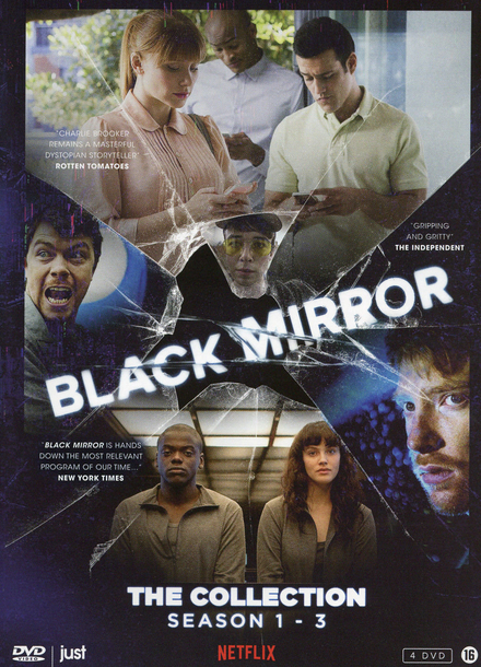 Black mirror. Season 1-3
