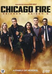 Chicago fire. Seizoen 6
