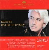 Dmitri Hvorostovsky : Live recordings 1994-2016