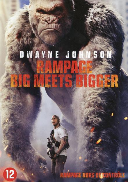 Rampage : big meets bigger