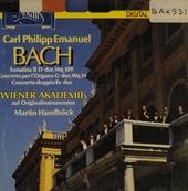 Concerto doppio Es-dur für Hammerklavier und Orchester