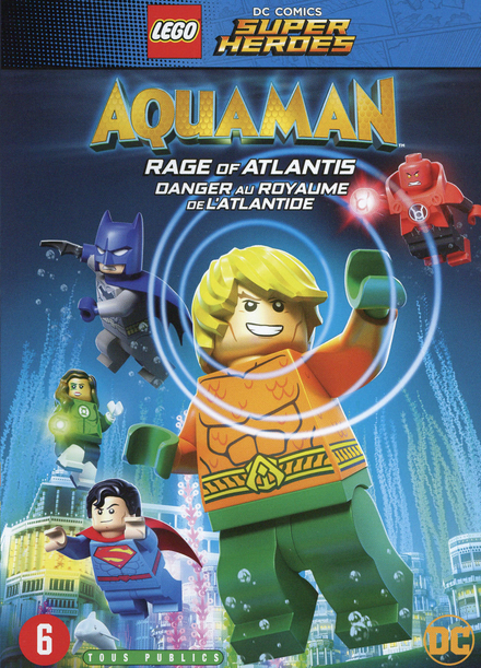 Aquaman : rage of Atlantis