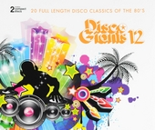 Disco giants : 20 full length disco classics of the 80's. vol.12