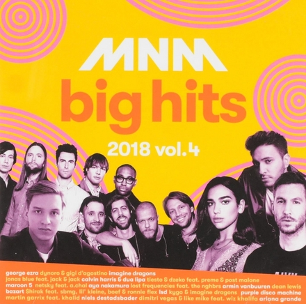 MNM big hits 2018. Vol. 4