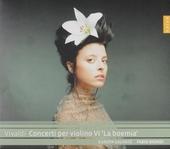 Concerti per violino VI 'La boemia'