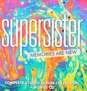 Memories are new : Complete studio album collection