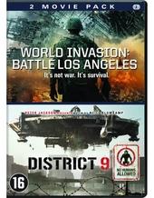 World invasion : battle Los Angeles ; District 9