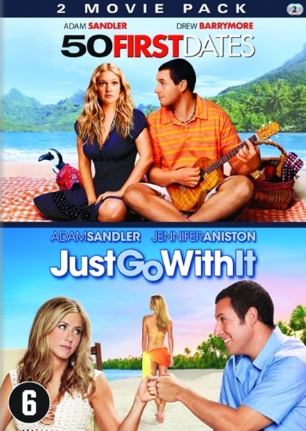 50 first dates ; Just go with it