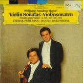 Sonaten für Klavier und Violine