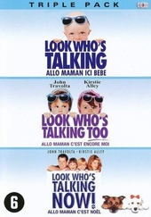 Look who's talking ; Look who's talking too ; Look who's talking now!