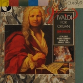 Vivaldi for organ