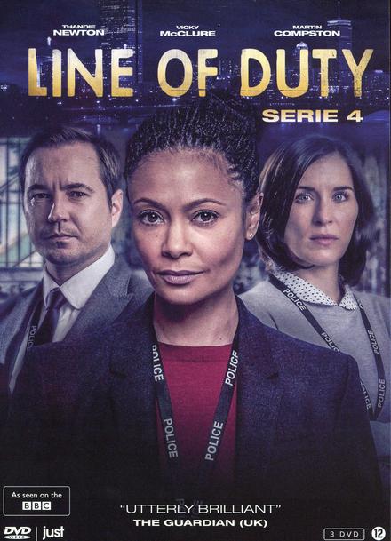 Line of duty. Serie 4
