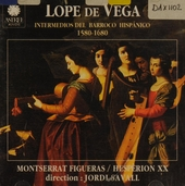 Intermedios del barroco hispanico