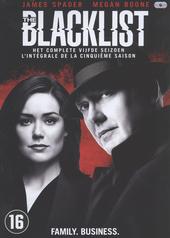 The blacklist. Het complete vijfde seizoen