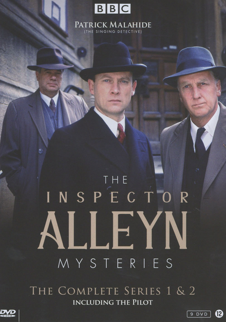 The inspector Alleyn mysteries. The complete series 1 & 2, including the pilot