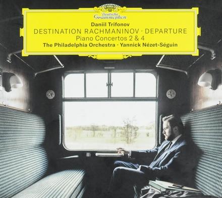 Destination Rachmaninov : departure : piano concertos 2 & 4