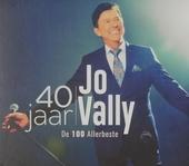 40 jaar Jo Vally : de 100 allerbeste