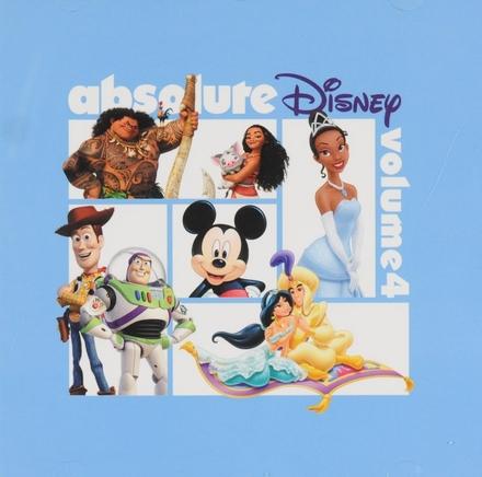 Absolute Disney. vol.4