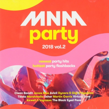 MNM party 2018. Vol. 2, Newest party hits [and] hottest party flashbacks