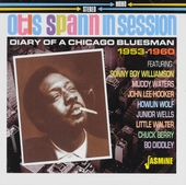 Otis Spann in session : Diary of a Chicago bluesman 1953-1960