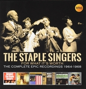 For what it's worth : the complete Epic recordings 1964-1968