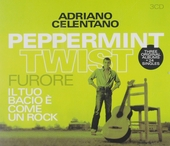 Peppermint twist ; Furore ; Il tuo bacio è come un rock : three original albums + 24 singles