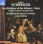 The birthday of the infanta - Suite