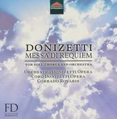 Messa di requiem for soli, chorus and orchestra