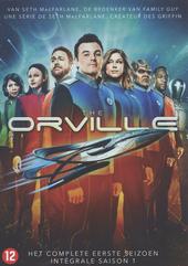 The Orville. Het complete eerste seizoen