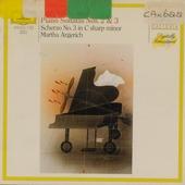 Piano sonatas nos. 2 & 3
