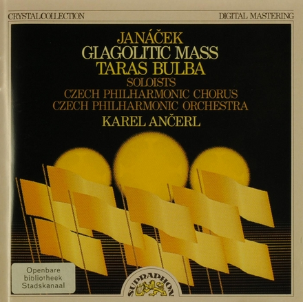 Glagolitic mass