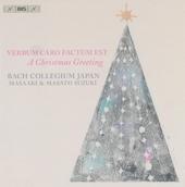 Verbum caro factum est : a Christmas greeting