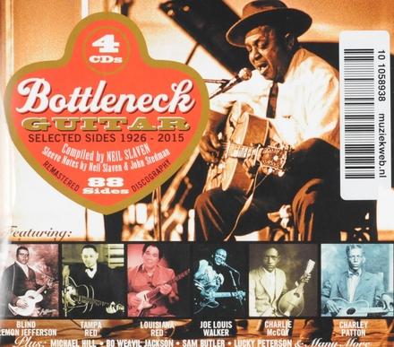 Bottleneck guitar : selected sides 1926-2015