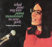What now my love : Nana Mouskouri in New York