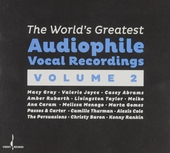 The world's greatest audiophile vocal recordings. vol.2