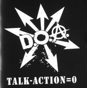 Talk minus action equals zero