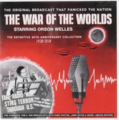 The war of the worlds : The definitve 80th anniversary collection 1938-2018