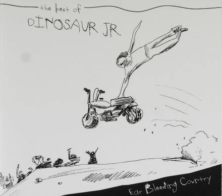 Ear bleeding country : The best of Dinosaur Jr.