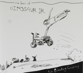 Ear bleeding country : The best of Dinosaur Jr.