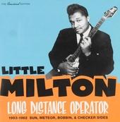 Long distance operator : 1953-1962 sun meteor bobbin and checker sides