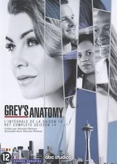 Grey's anatomy. Het complete seizoen 14
