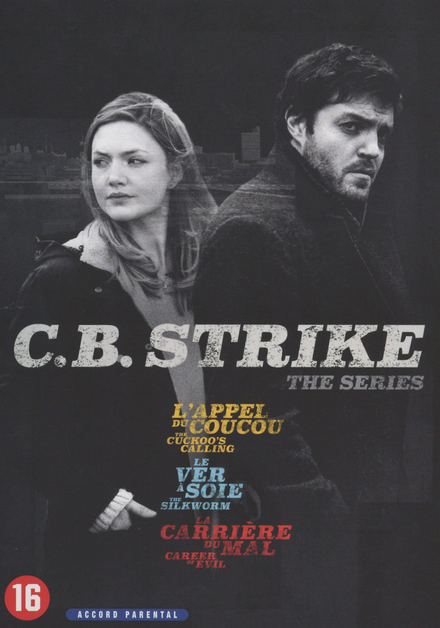C.B. Strike : the series. [Seizoen 1 en 2]