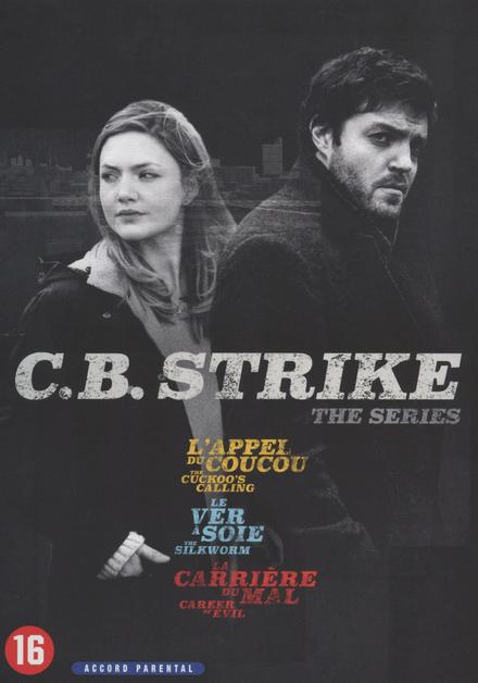 C.B. Strike : the series. [Seizoen 1 en 2]